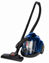 BISSELL Zing Bagless Canister Vacuum, Blue