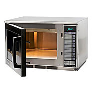 Heavy Commercial Microwave to make Professional Cooking