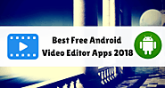 Best Free Android Video Editor Apps 2018 » IT SMART TRICKS