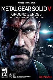 Metal Gear Solid V Ground Zeroes PC Game Free Download - Download PC Games 88 - Download Free Full Version Games For PC
