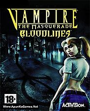 Vampire: The Masquerade Bloodlines Game Free Download - Apun Ka Games