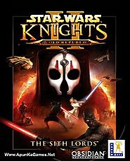 Star Wars Knights of the Old Republic 2: The Sith Lords Game Free Download - Apun Ka Games