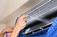 Prevent Cleaning Air Conditioning Unit by Yourself