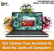 IGS Cleaner Leading Computer Optimizer