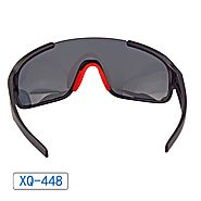 Polarized Cycling Sports Sunglasses with Interchangeable Lens – xqglasses