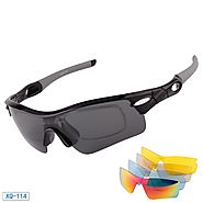 Multifunctional Polarized Outdoor Cycling Sunglasses – xqglasses