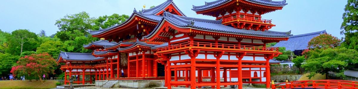 Headline for Top 10 must-see attractions in Kyoto Japan – take in the beauty of this historic city