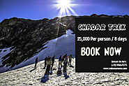 Chadar Trek - One of the Top Place to Trek in Himalayas