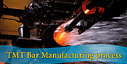 Manufacturing Process of TMT Bar