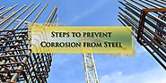 What is Corrosion in Steel?