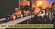 Best Quality TMT Bar Manufacturer in India