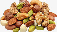 Eat healthy snacks such as veggies and nuts during the day to prevent the sugar slump at 3pm