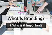 What is Branding, and Why is Branding important for Your Business?