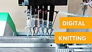 Kniterate: Digital Design Knitting Machine