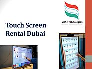 Benefits of touch screens by VRSComputers - Issuu