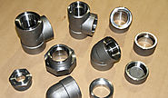 Stainless Steel Pipe Fittings Manufacturers in India. Top Manufacturer of SS Pipe Fittings.