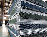 Pre Galvanised Steel Pipes, GP Pipes, GP Tubes Mumbai, India
