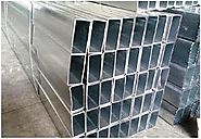 Rectangular Steel Pipes, Tubes Supplier in Mumbai, IndiaRectangular Steel Pipes