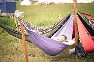 New Dimension of Relaxation With the Parachute Hammock