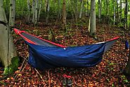 Relieve Your Stress With The Lightweight Backpacking Hammock