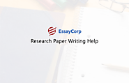 Research Paper Writing Help | Need Help With Research Paper
