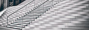 Types of Stairs designs for your Home -BuildersMART