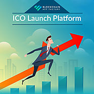 ICO Launch Platform  Blockchain App Factory