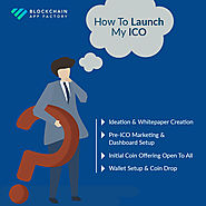 How To Launch My ICO