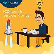 ICO Launch Services Provider