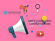 BEST ICO MARKETING COMPANY IN INDIA
