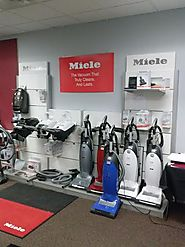 Miele Vacuum Cleaners | Chavis Vacuum & Sewing | Burnsville, MN