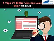 4 Tips to Make Visitors Love Your Website by Kaylee Gavin - Issuu