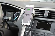Wireless Car Charger iPhone