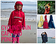 Buy Cycling Rain Cape and Poncho - The People's Poncho