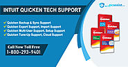 Quicken Tech Support Number | 1-800-293-9401