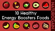 10 Healthy Energy Booster Foods, Cure Body Weakness [Quickly]