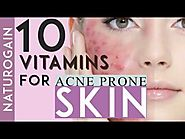 10 ESSENTIAL Vitamins for Acne, Get Lighter Clear Skin