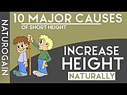 10 Major Causes of Short Height, Pills to Increase Height After 20