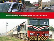 National Highways & Motorway Police Jobs 2019 in Pakistan - New Jobs in Pakistan, Latest jobs in Pakistan, Jobs in To...