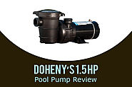 Doheny Pool Pump Review: {Things Need To Know Before Buy}