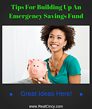 How To Build Up An Emergency Savings Fund