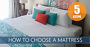 How To Choose a Mattress in 5 Easy Steps – The Definitive Guide