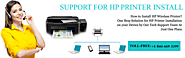 HP Printer Driver Download Support