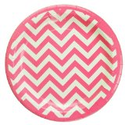 Chevron Party Plates