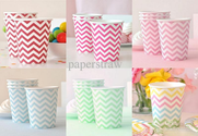 Cool Stuff for Your Chevron Themed Party