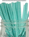 Chevron Party Supplies and Decor