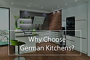 5 Compelling benefits of buying a German Kitchen - Arlington Design