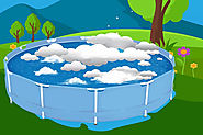 How To Clear Cloudy Pool Water {Step by Step Process}