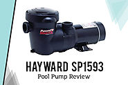 Hayward SP1593 Pool Pump Review: {Things Need To Know Before Buy}