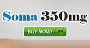 Buy Soma 350mg Online - How to Get Rid of Muscle Pain Conditions